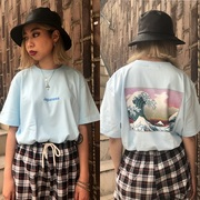 SELECT Japanese Tシャツ-6Color