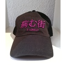LONELY論理 YAMUMACHI 6PANEL CAP-Black
